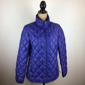 32 Degree Heat Down Jacket Coat Royal Blue